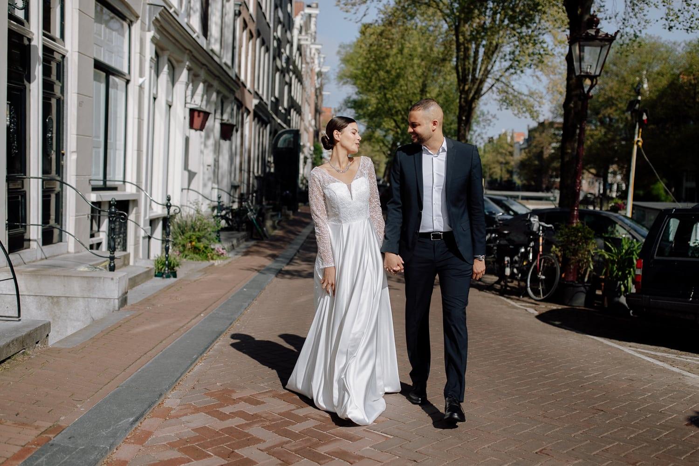 Elopement Canals Amsterdam